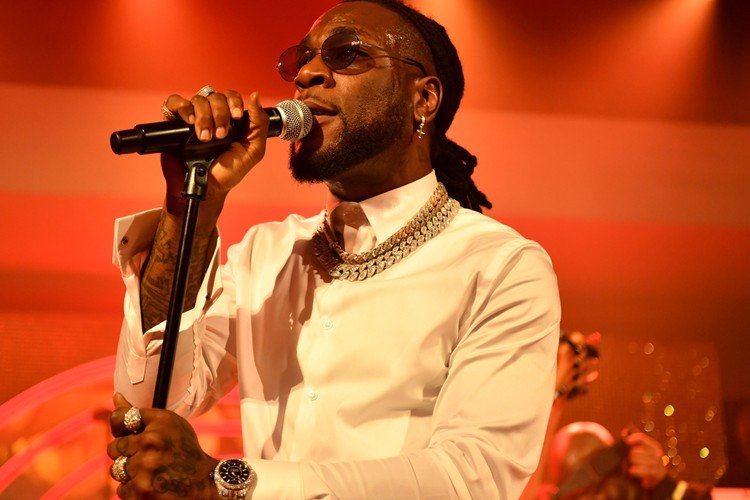 Burna Boy announces release date and tracklist for new album 'Twice As Tall'