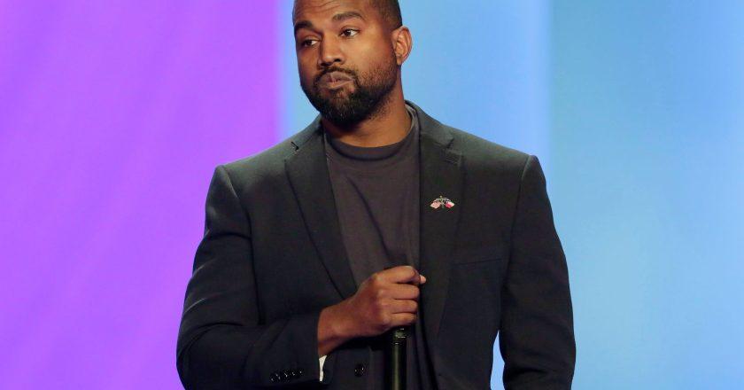 Presidential Hopeful Kanye West Picks Michelle Tidball As 2020 Running Mate