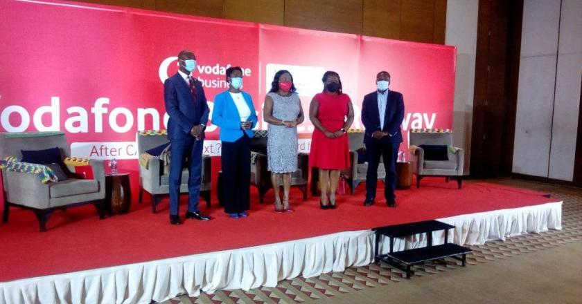 Vodafone Ghana partners NBSSI to promote SMEs with technology