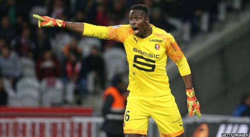 Chelsea sign Senegal goalkeeper Edouard Mendy from Rennes