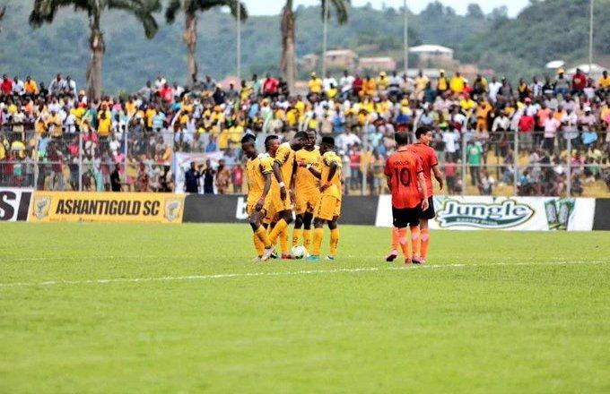 GFA release statement on Ashantigold, Inter Allies game