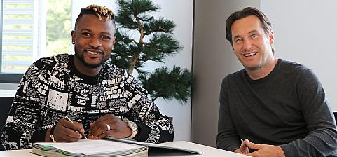 Patrick Twumasi signs three-year deal with Hannover 96