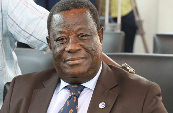 Roads Minister breaks ground for construction of Wli Todzi, Gbledi Chebi roads