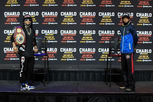 Duke Micah Bears Ghana's Hope of a WBO Title as He Faces Champion Casimero Tomorrow