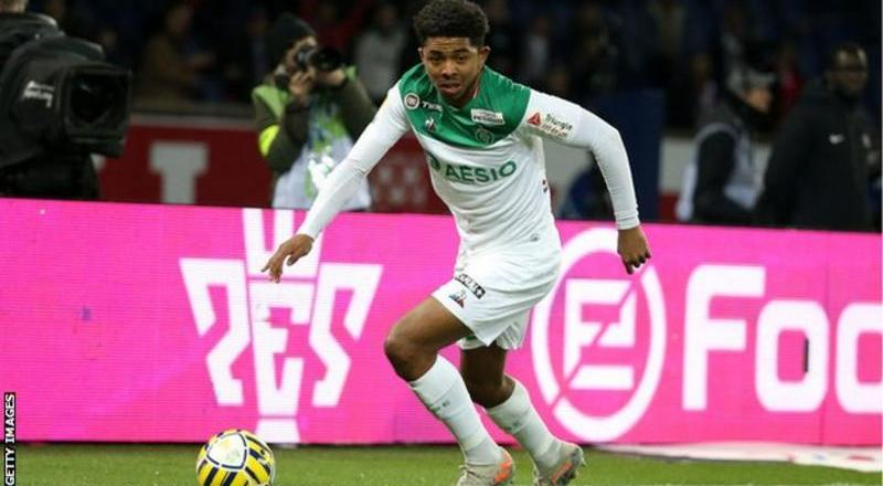 Leicester sign French defender Wesley Fofana from Saint-Etienne