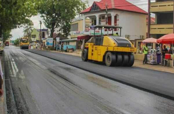 Old-Tafo receiving massive facelift as town road project progresses