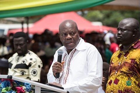 Oti Regional Minister Nana Owusu Yeboah warns Secessionists Group