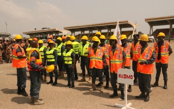 EKMA NADMO Commemorates International Disaster reduction day