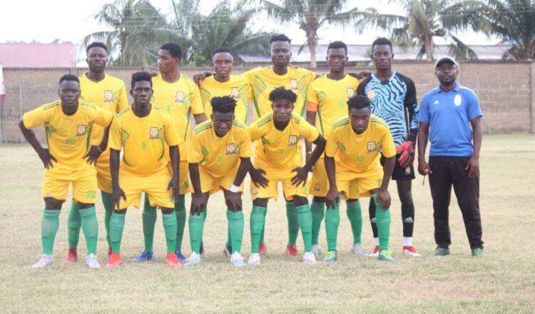 Accra Five Star FC, Liberty Professionals lock horns in Dansoman