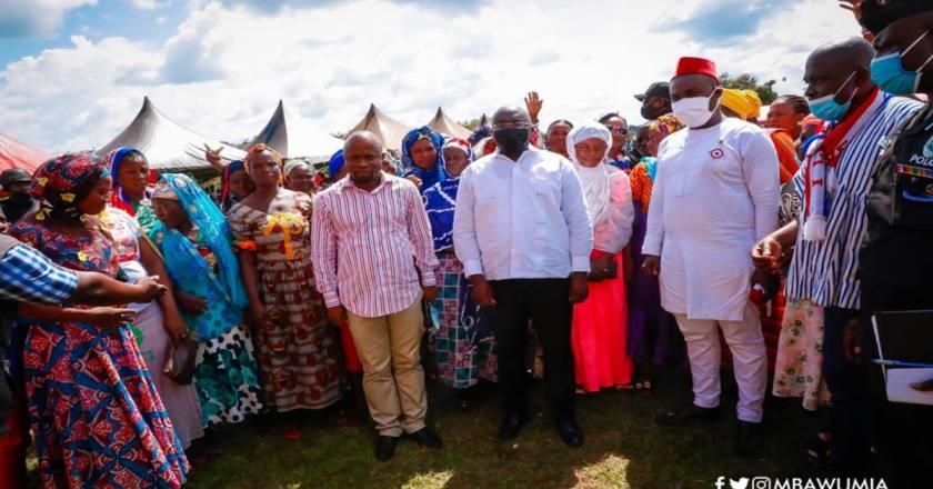Kwapong Women Ditch NDC for NPP
