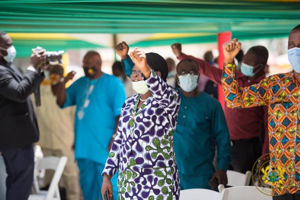 """""""Commit to peaceful electoral process, forego violence"""" – President Akufo-Addo to Political Parties, Citizens"""