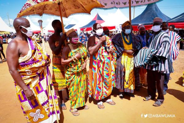 It Is Time For Us To Vote NPP For More Development – Mo Traditional Council