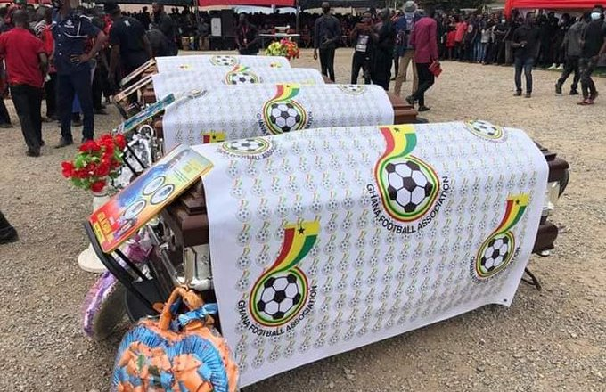 Government to honour Offinso Accident victims with a new stadium