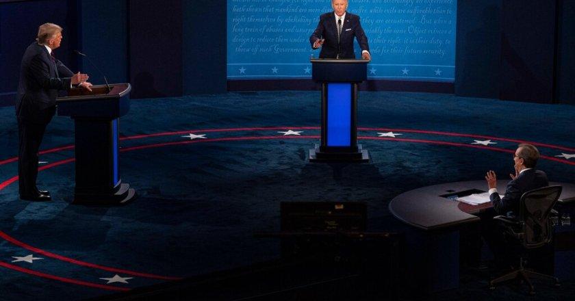 Trump Objects to Virtual Debate Plan