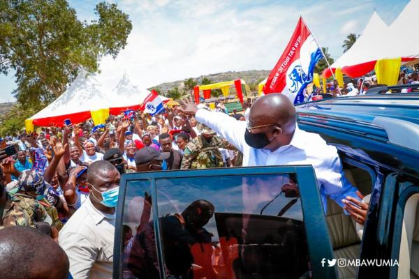 We Cannot Return To Incompetence After 4 Yrs Of Stellar Leadership – VP Bawumia'