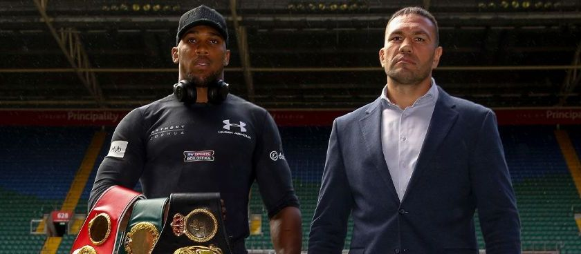 Anthony Joshua to face Kubrat Pulev in heavyweight title bout on Dec. 12
