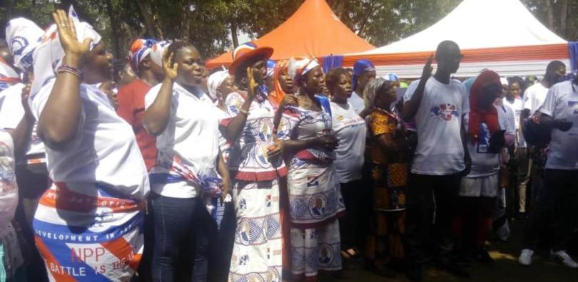 Kpando NPP launches party wings for election 2020