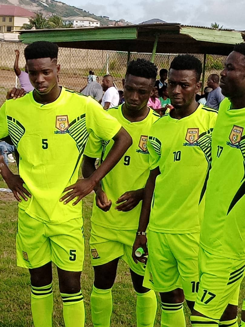 Accra Five Star FC share spoils with Topscouts