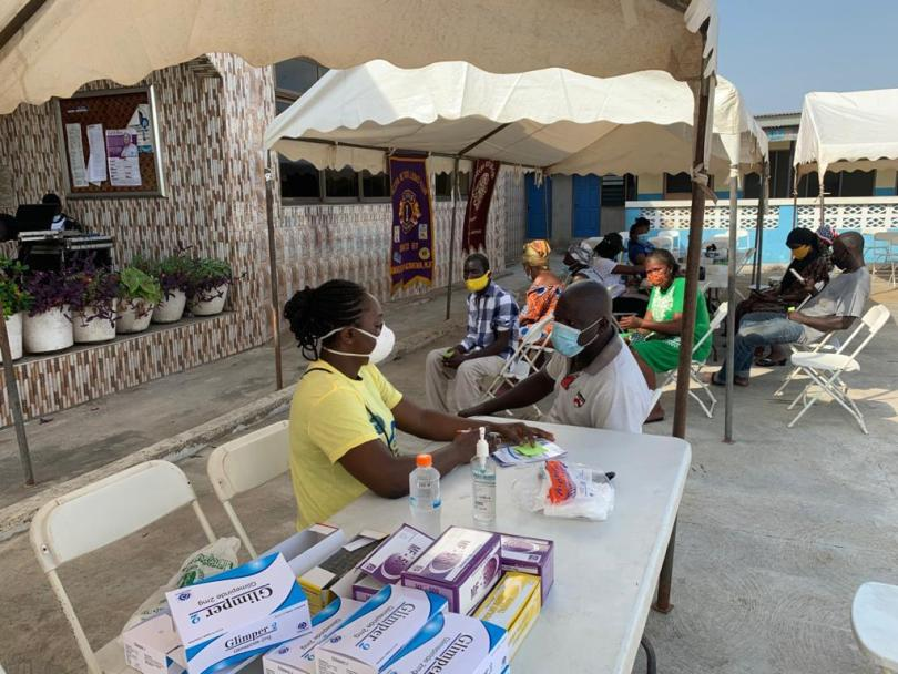 Lions Clubs International, Churchill Foundation advocate more public awareness on diabetes