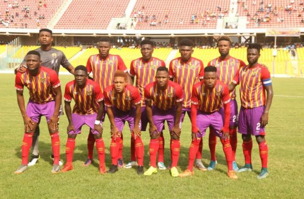 Hearts cleared to play Ashantigold