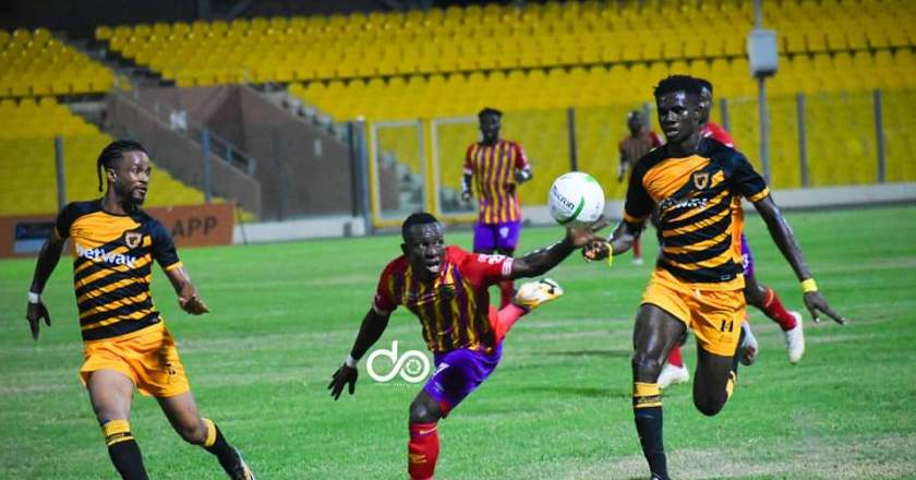 Hearts, Medeama game to come on as planned