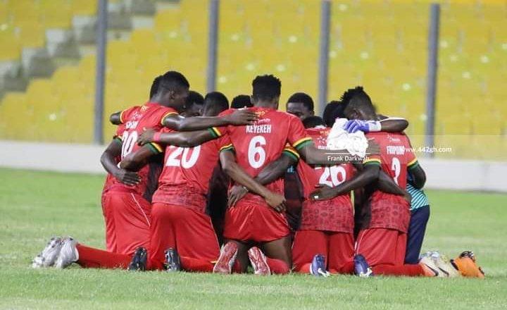 Asante Kotoko, Nouadhibou game to be played behind closed doors