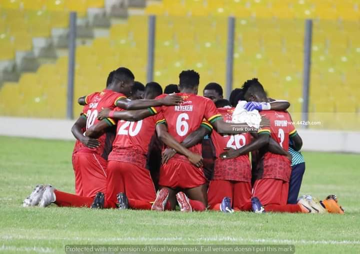 FC Nouadhibou, Asante Kotoko game moved to a new date