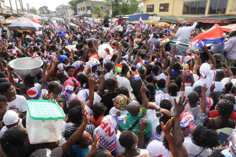 Vote massively for NPP in the December polls-Addai