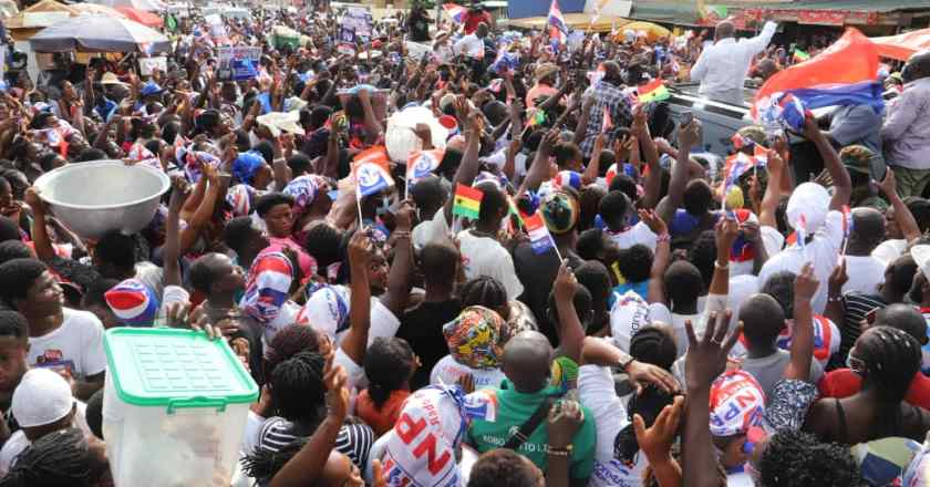 More Voltarians endorse NPP's policies