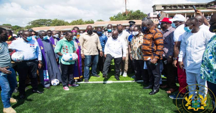 """Turn out in numbers, vote massively for the NPP"""" – President Akufo-Addo"""