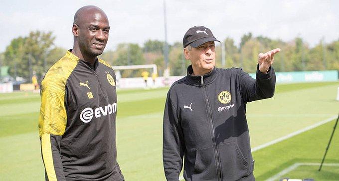 Ex-Black Stars midfielder Otto Addo appointed Dortmund assistant coach
