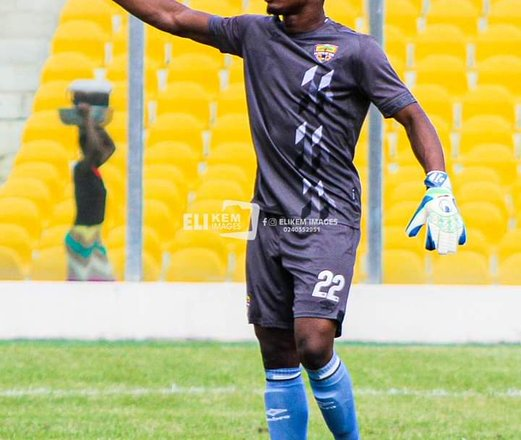 Richard Attah benched as Richmond Ayi starts for Hearts