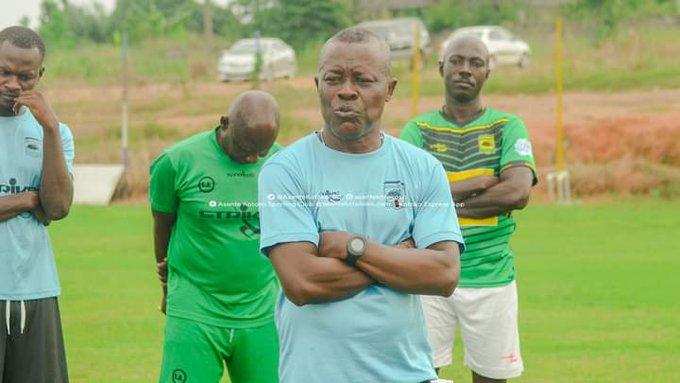 Johnson Smith replaces Konadu as interim Kotoko coach
