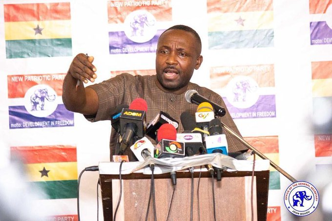 NPP will work with the NDC to reflect the interest of Ghanaians
