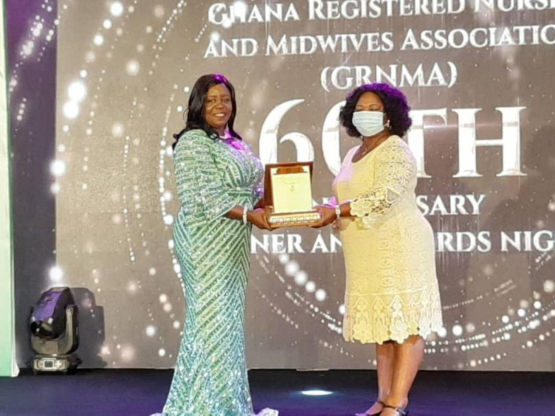 GRNMA honours past Presidents