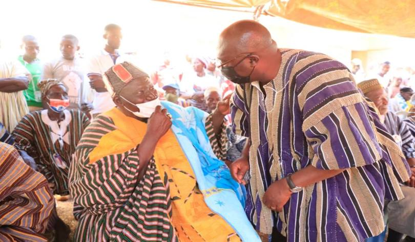 2020 Polls : Chief of Gbankoni predicts big win for NPP