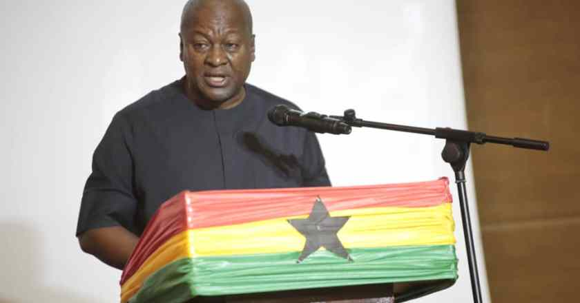 NDC to challenge results  of December 7 polls – Mahama