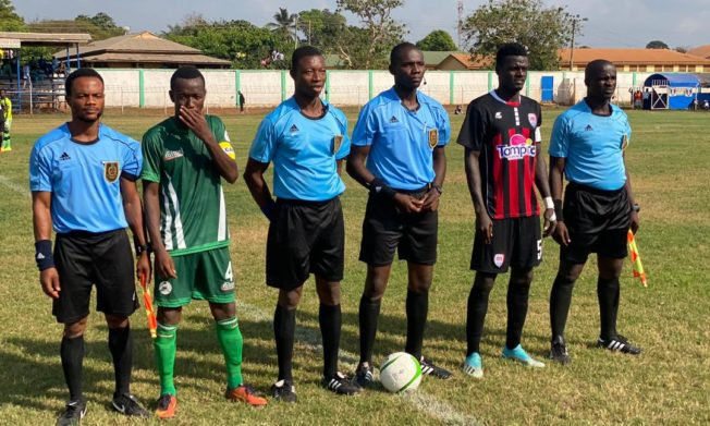 Samuel Kusi score to secure first win for King Faisal