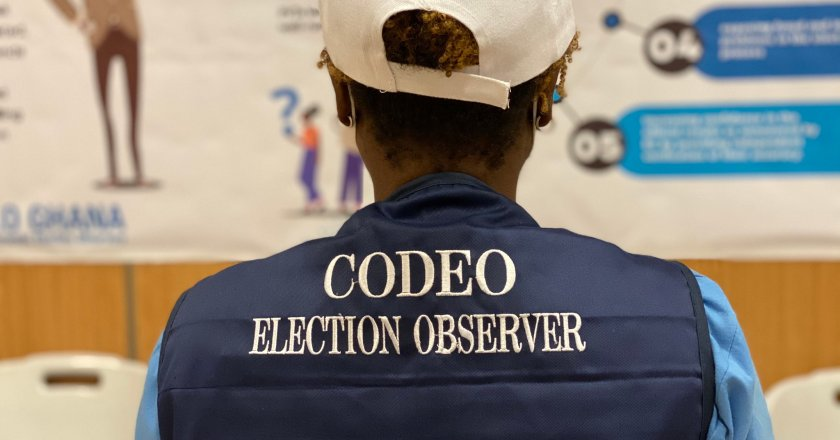 CODEO deploys more than 4000 observers for Election 2020