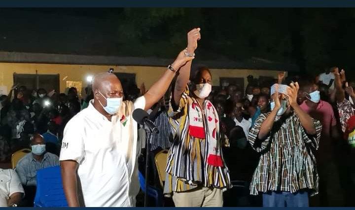 Bagbin's successor retains Nadowli-Kaleo Parliamentary seat for NDC