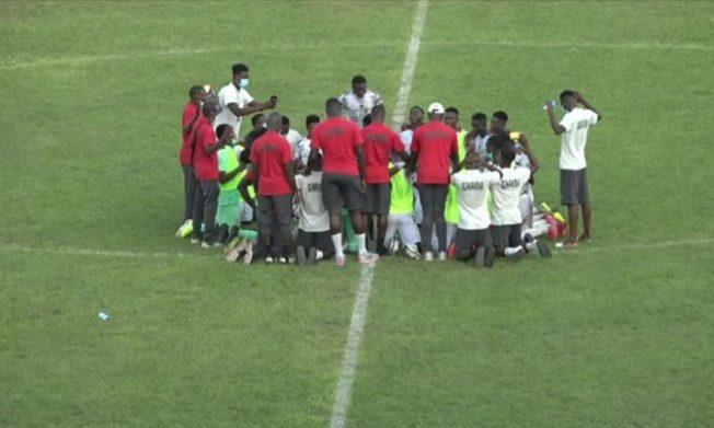 Ghana through to Semis after Precious Boah's late winner