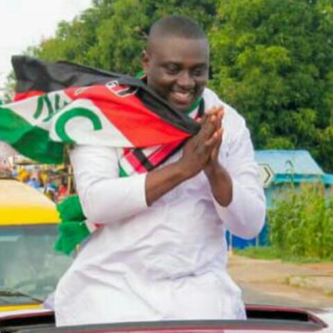 Keta MP-elect and family hospitalised following an attack on them