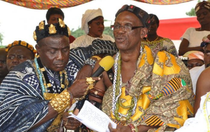 Ada Traditional Council forbids Agbewornu to hold himself as Chief of Sege