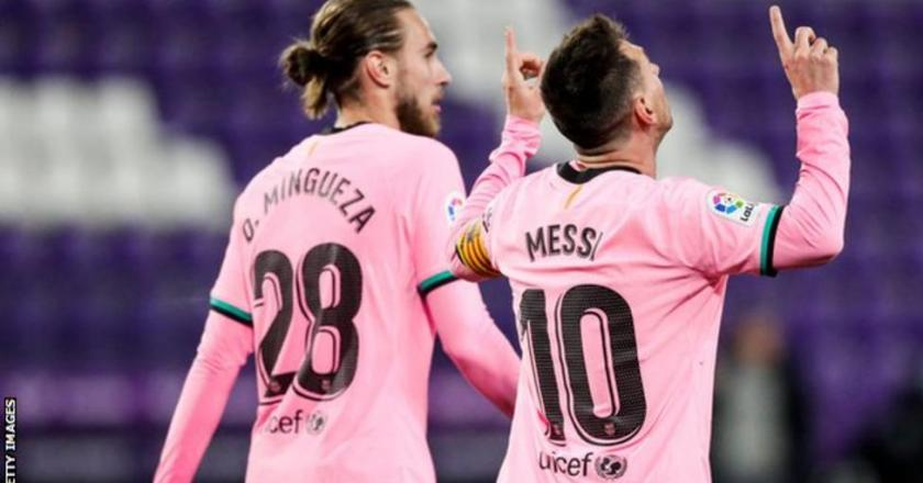 Lionel Messi: Barcelona striker wants to play in US