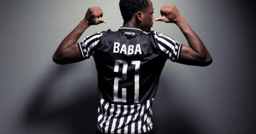 Baba Rahman joins PAOK on loan