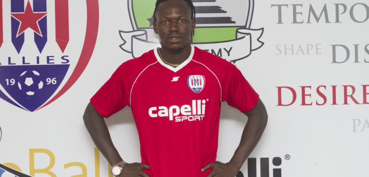 Ghana Premier league side Inter Allies have announced the signing of former Asante Kotoko and Wa All Stars striker Richard Arthur.