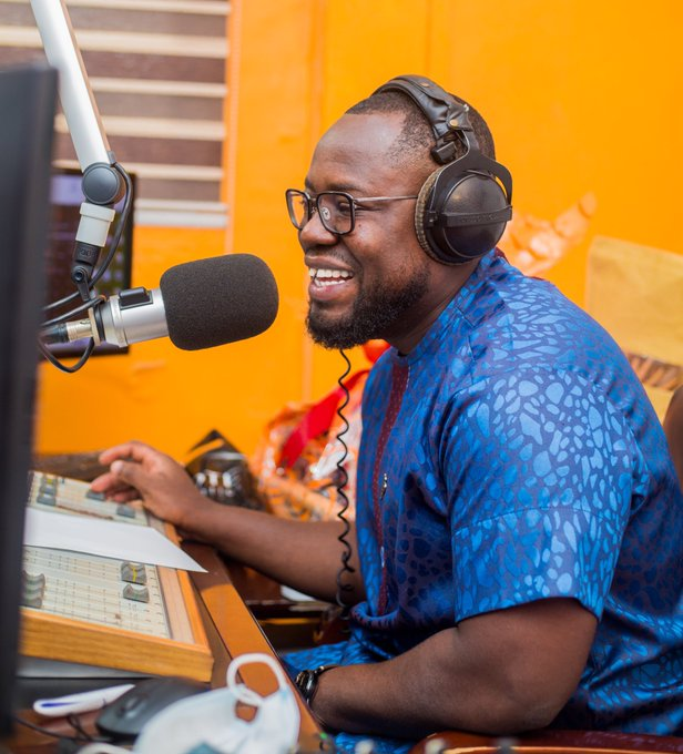 Giovani Calebs Snubs His Critics - Makes Bold Statement After Taking Over Nii Kpakpo's Position