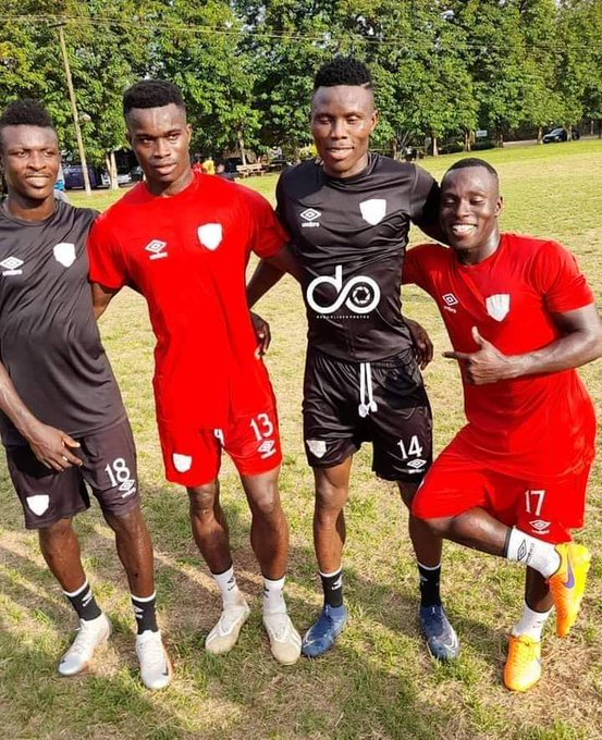 Major boost for Hearts of Oak as Obeng Jnr resumes training