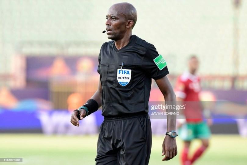 Rwandan referee Louis Hakizmana to officiate Al Hilal, Kotoko clash