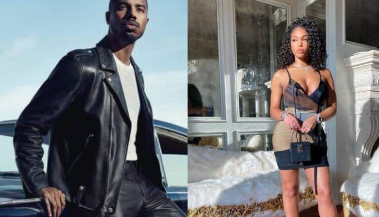 Black Panther co-star Michael B Jordan confirms relationship status with Lori Harvey